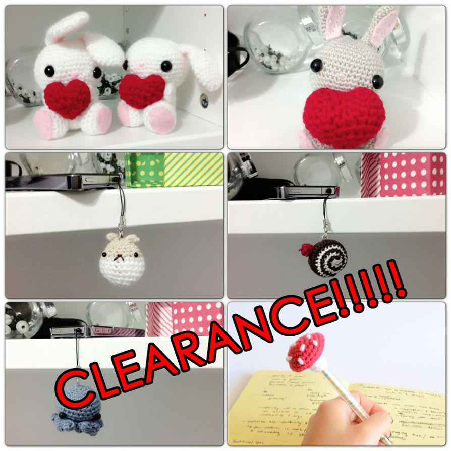 Clearance sales on ebay by rienei on deviantart for Clearance craft supplies sale