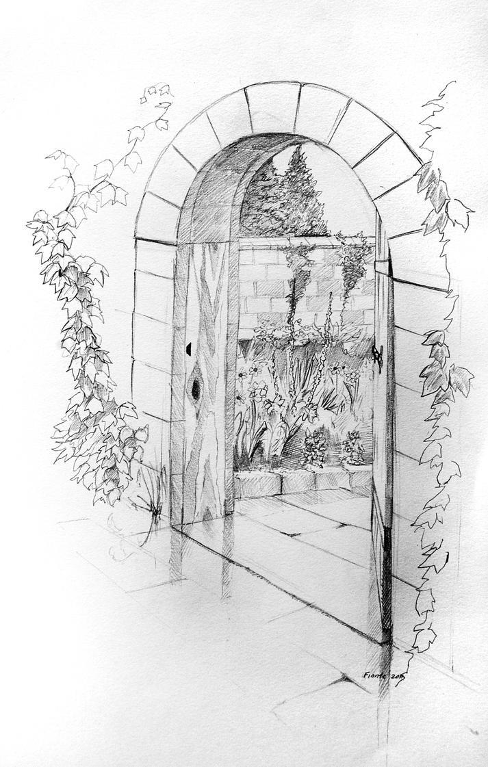 Secret Garden: Audition Sketch by Deingeist on DeviantArt