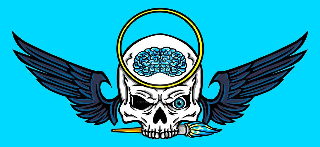 BBA new logo by BrainBlueArts