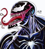 Venom by Shigdioxin