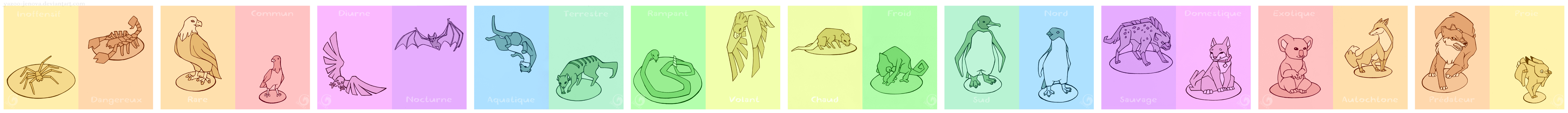 Les contraires by Icarus-Skollsun