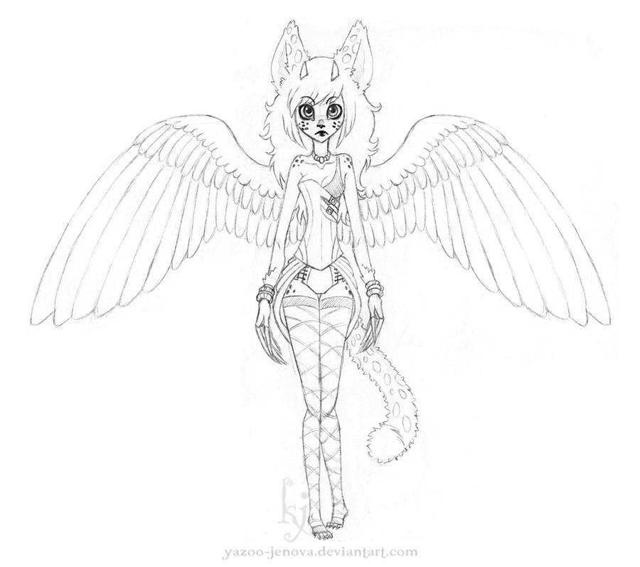 Aliosha - Princesse des forets by Icarus-Skollsun
