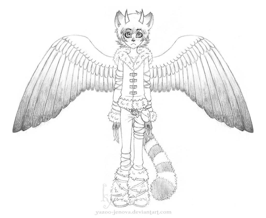Arwin - Fils de forgeron by Icarus-Skollsun