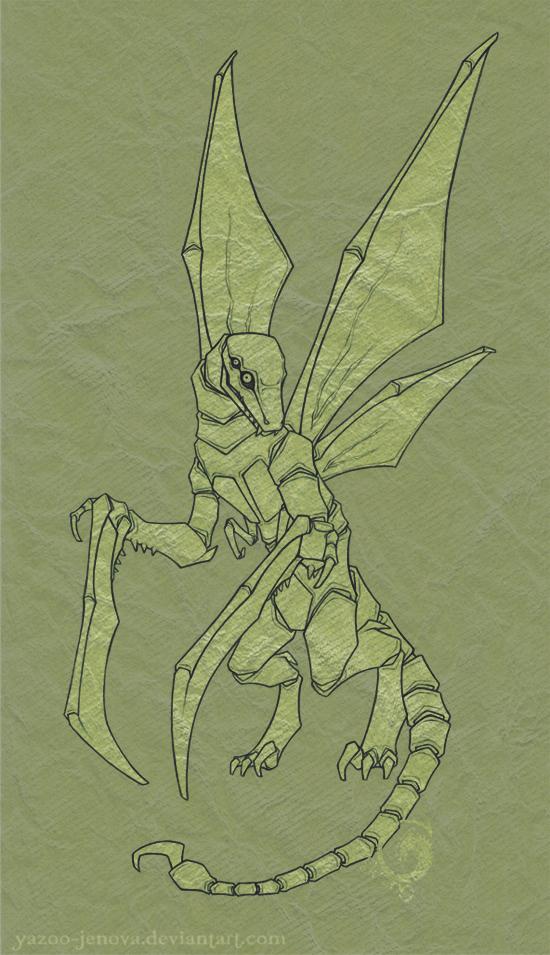 Ereorkannen - Le devoreur de lumiere by Icarus-Skollsun