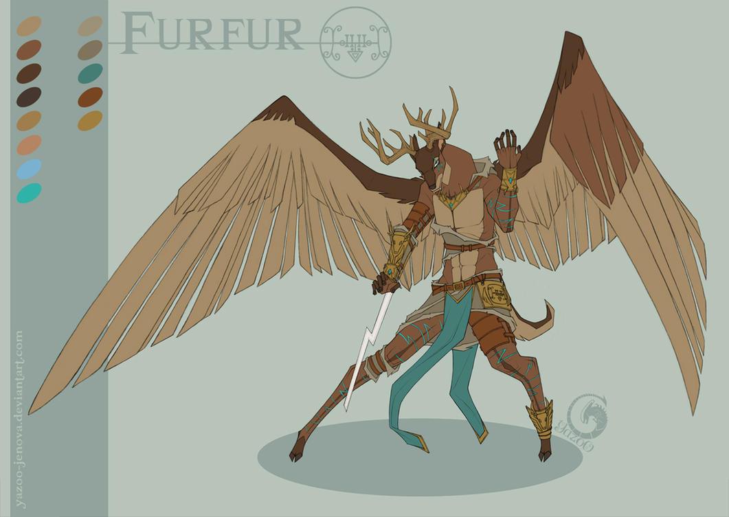 Furfur - Character Sheet by Icarus-Skollsun