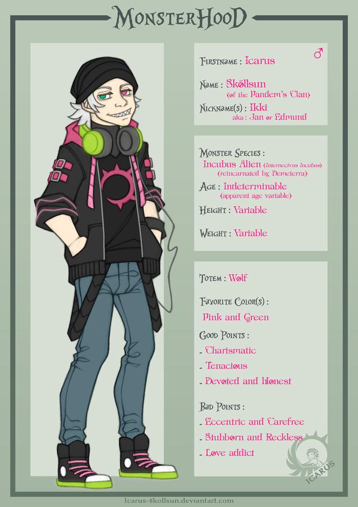 Icarus-Skollsun's Profile Picture