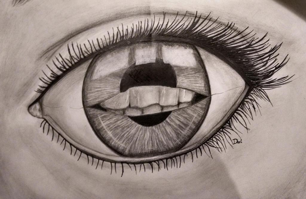 Mouth Eye by Blabbercat