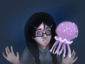 Tsukimi From Princess Jellyfish