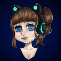 My New Avatar Picture for Twitch And YouTube