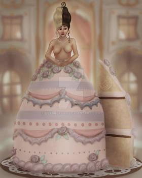 Melanie Martinez Strawberry Shortcake Fan Art