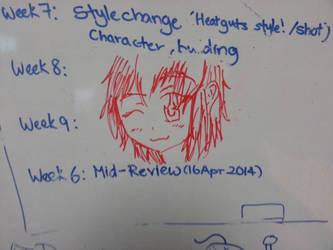Random whiteboard drawing by LOLRapid