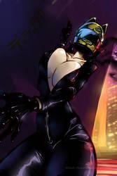 Celty - The Headless Rider by Hizumi-Tsukasa