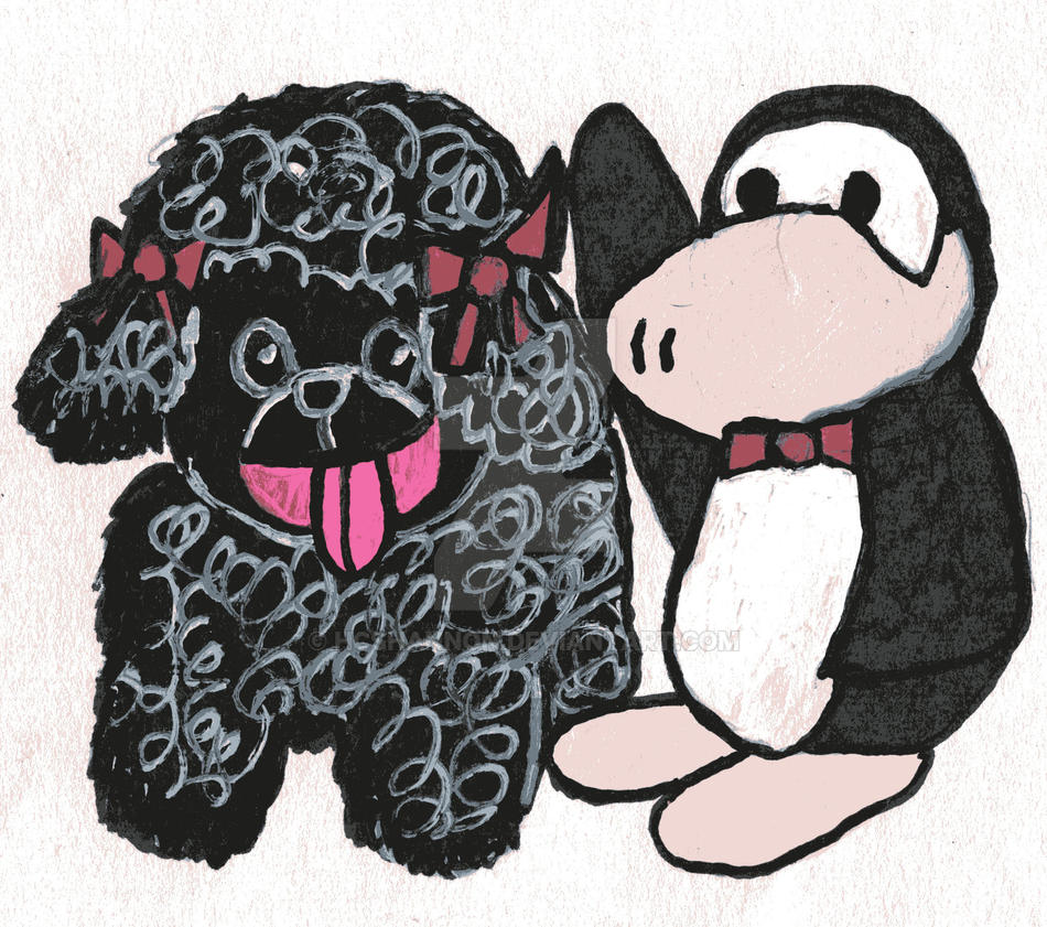 My Plush Pals by HCShannon