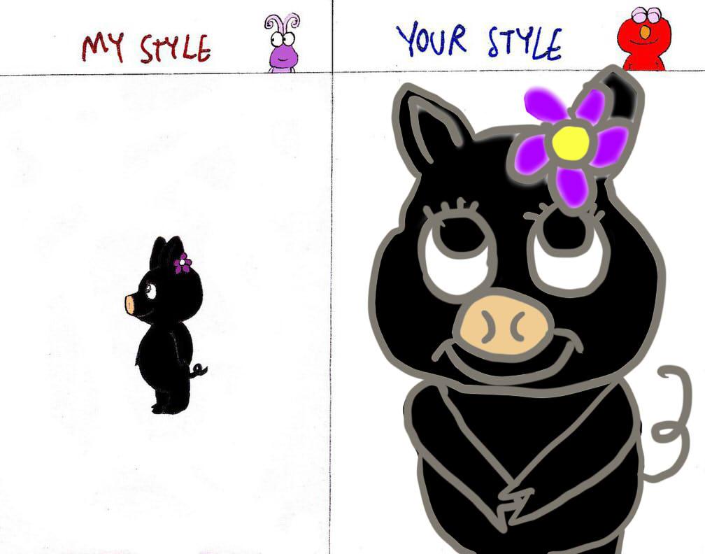 Style Meme: Peggie by HCShannon
