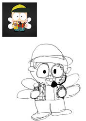 Draw This: South Park avatar by HCShannon