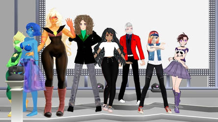 MMD: WIP Preview 2