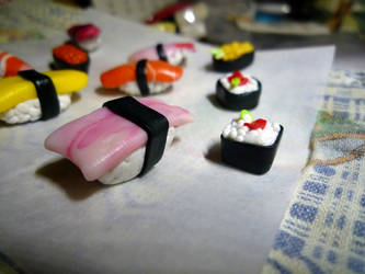 cernit sushi preview by shutonga