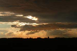Sunset 957 by Miskwaadesi