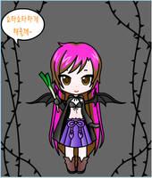 Mah Vocaloid Self by XxThatCreepyGirlxX