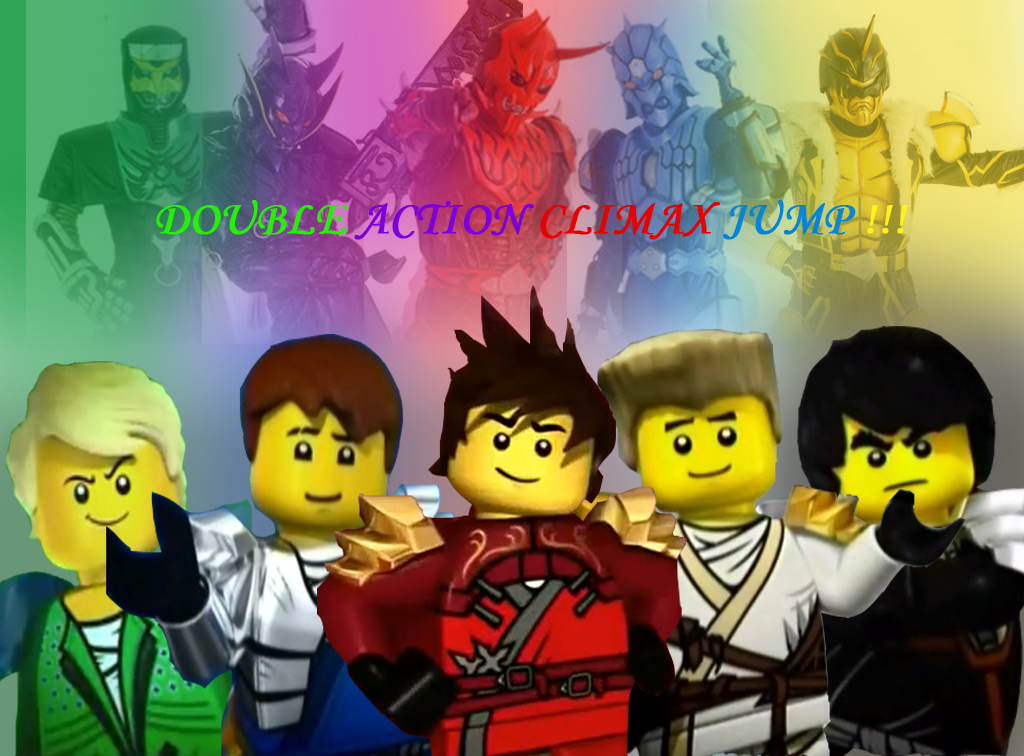 Ninjago KR Den O Imajin Wallpaper By Ask IchinoHikari