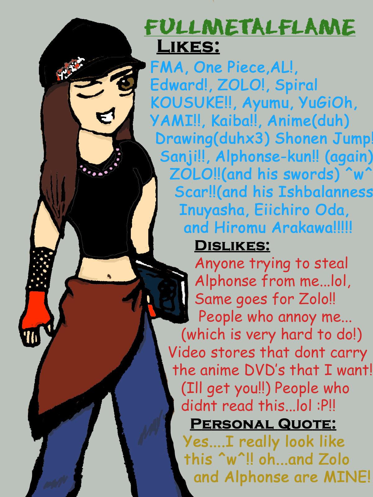 fullmetalflame's Profile Picture