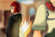 KH: Back With A Vengeance by fullmetalflame