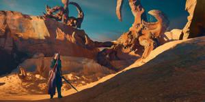 Desert Scorpions