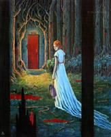 The door by MichaelBrack