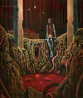 The pit by MichaelBrack