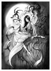 Dragon Lady by MichaelBrack
