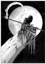 The Reaper by MichaelBrack