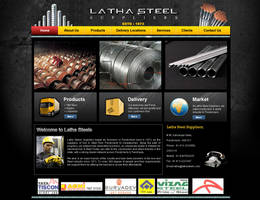 lathasteel_web by 74studio