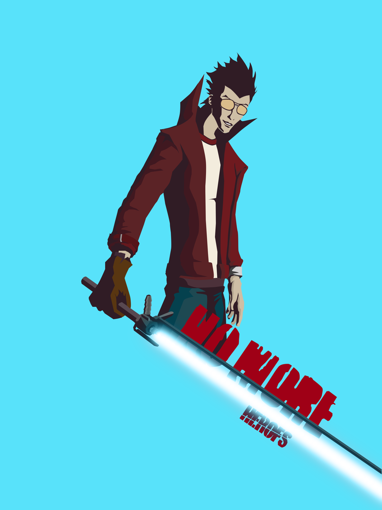 No More Heroes by tai4
