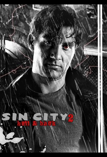 Sin City 2 - Dwight by insaneclowni on DeviantArt
