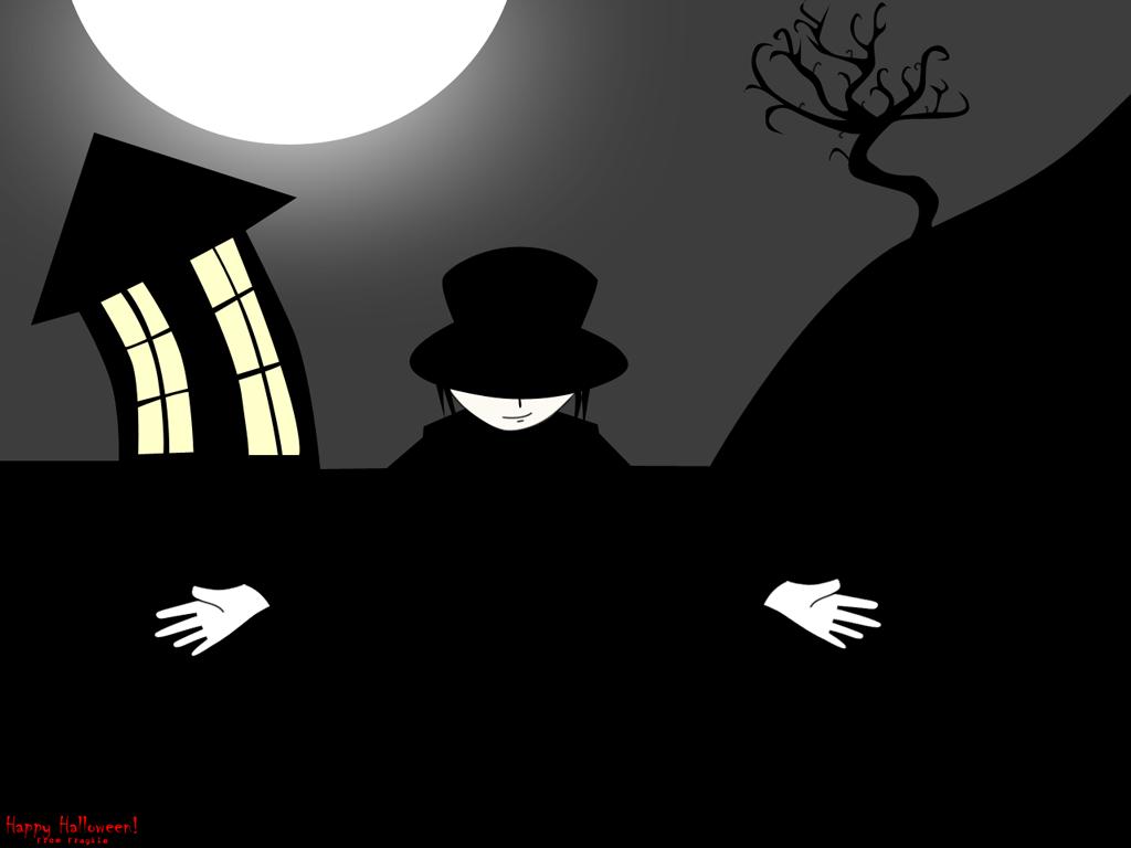 Halloween Wallpaper by FragileIdyle