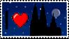 Cologne stamp by KnetinatorArts