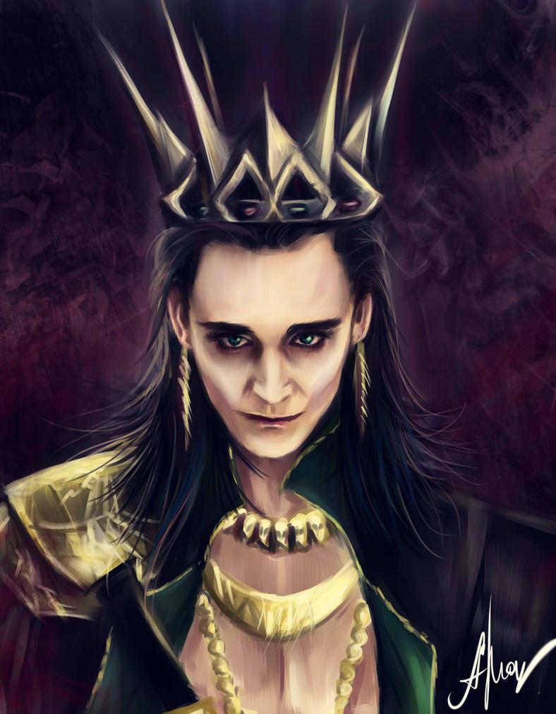 Loki Lafeyson by manulys