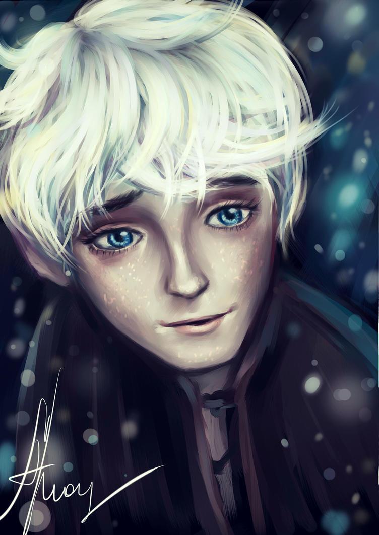 Jack Frost by manulys