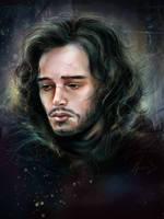 Jon Snow by manulys