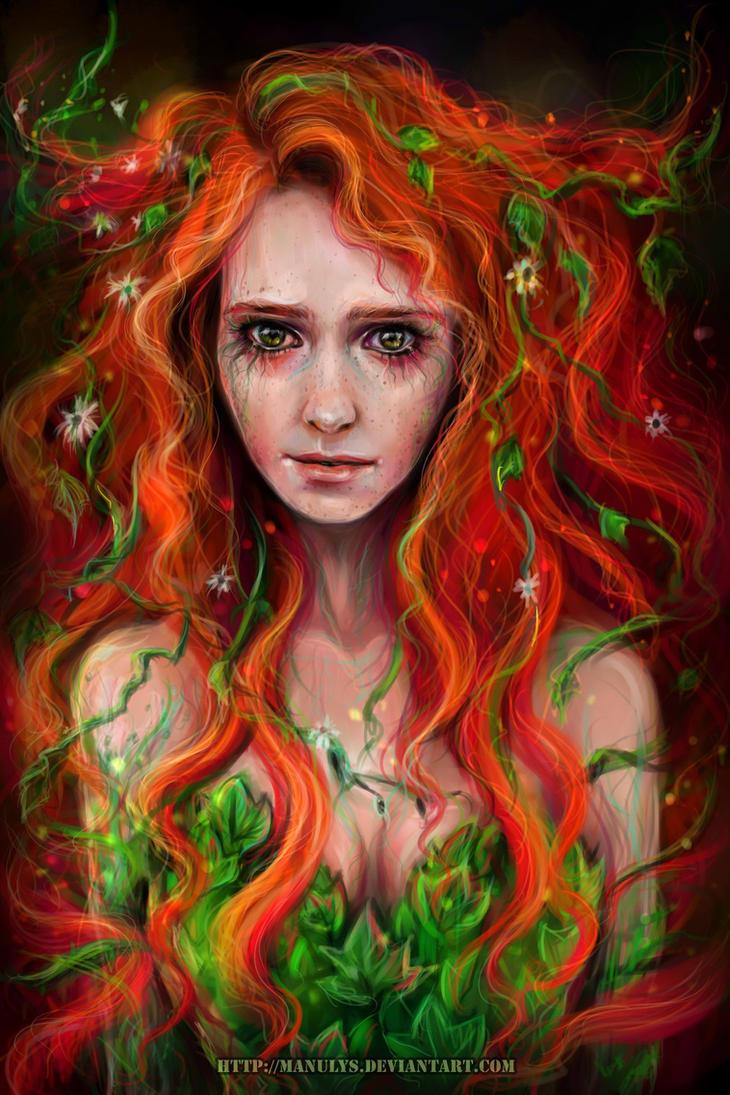 Poison Ivy by manulys