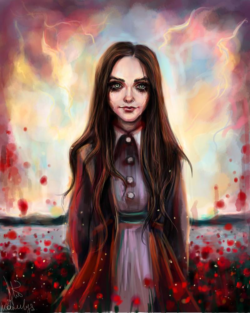 Girl by manulys