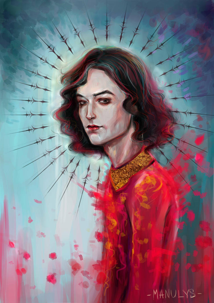 Ezra by manulys
