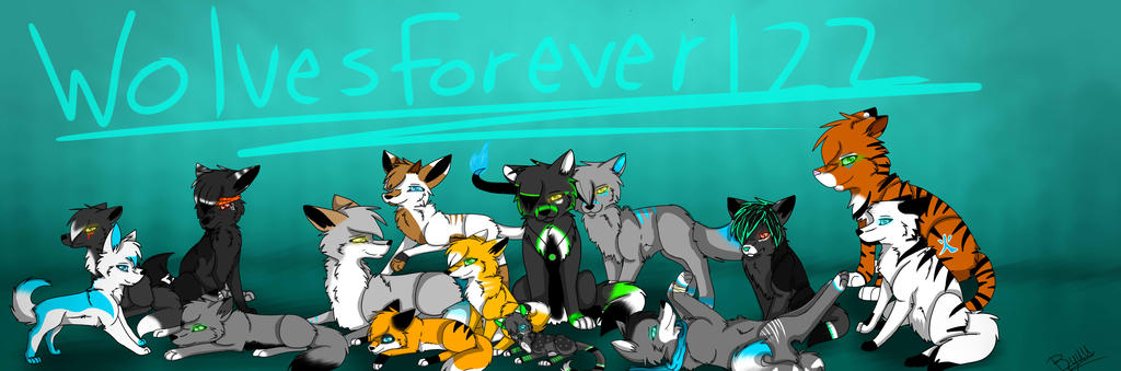 Oc's by wolvesforever122