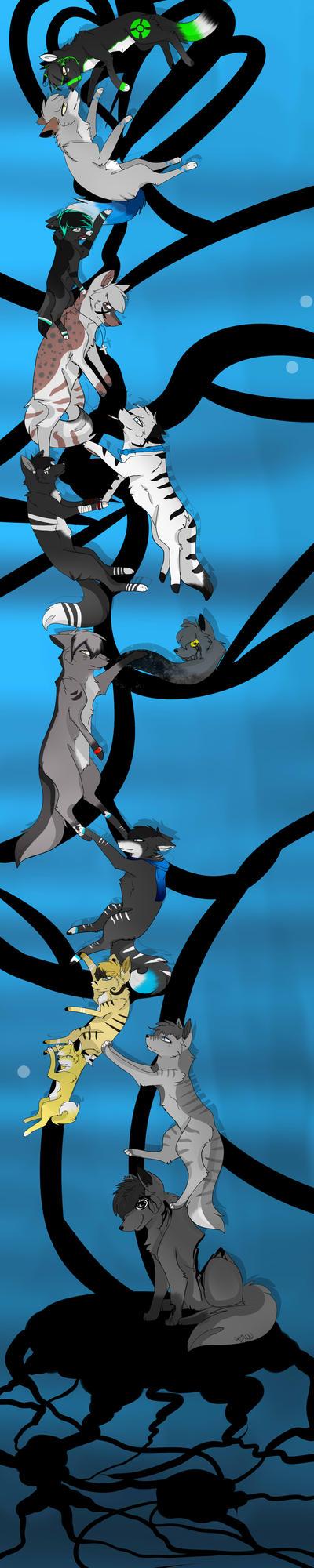 Durarara Trust me OC ending by wolvesforever122
