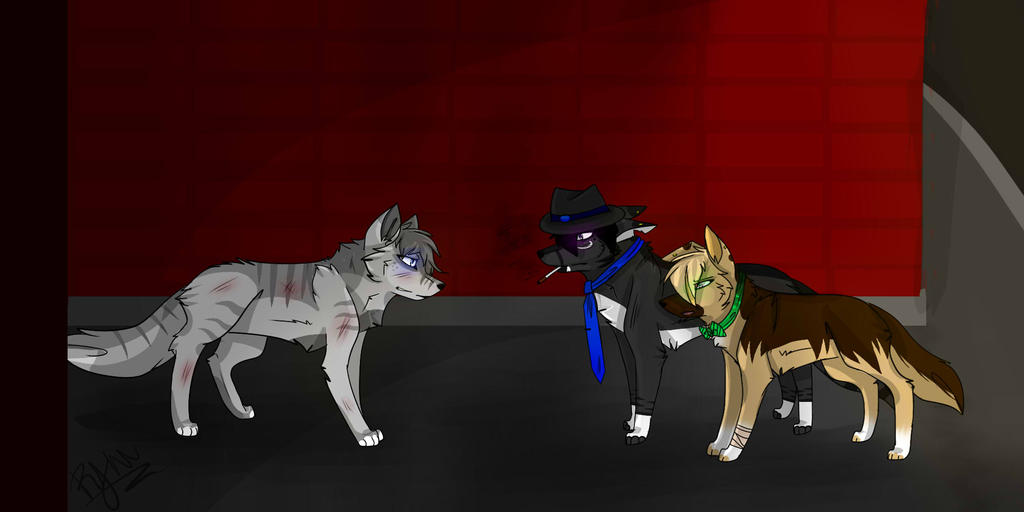 Confront by wolvesforever122
