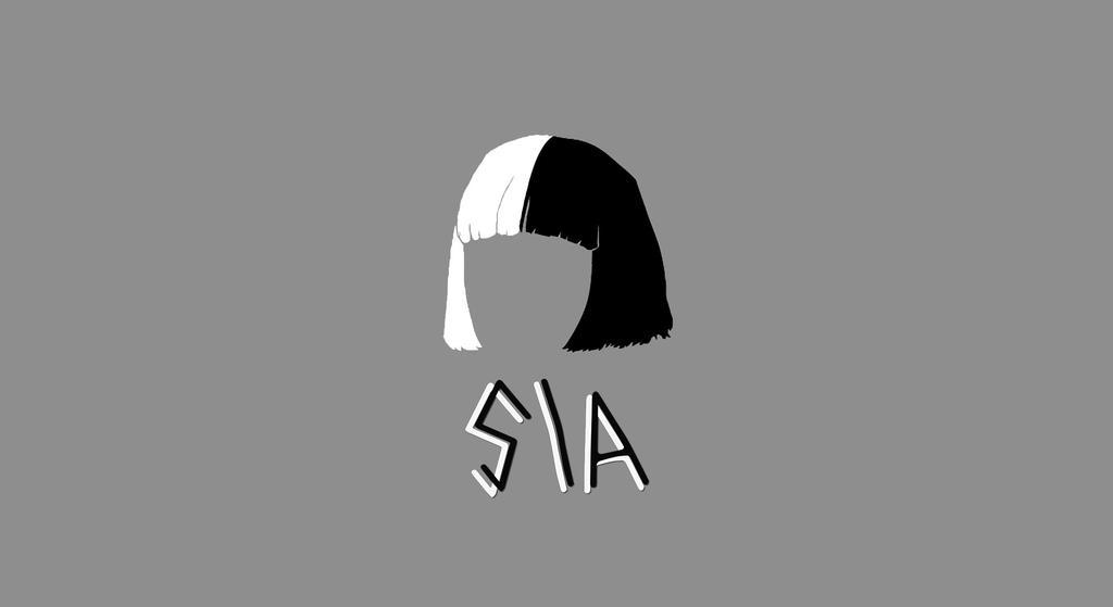 Sia Wallpaper By Mercury 3