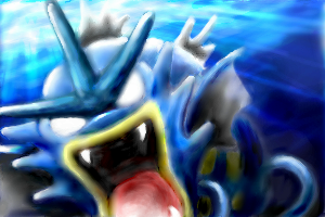 Gyrados by Coolflm
