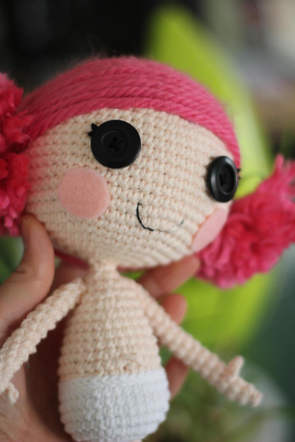 Lalaloopsy Amigurumi Tutorial : Lalaloopsy Amigurumi Doll by Npantz22 on DeviantArt