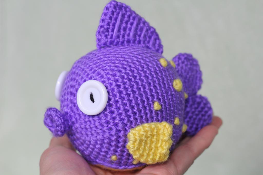 Doc McStuffins Squeakers Amigurumi Doll by Npantz22
