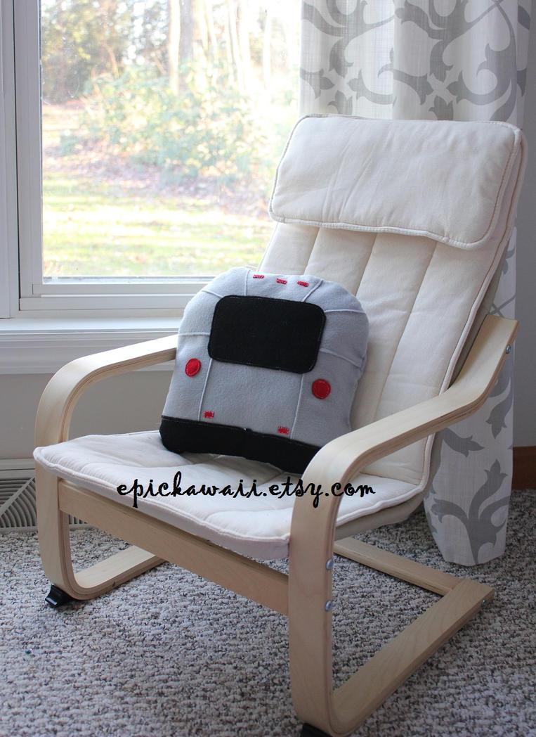 Airstream Pillow for Kids Children 12 x 12 inch by Npantz22